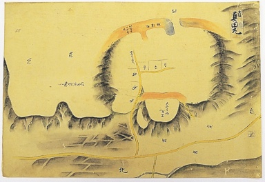 「真田丸」絵図